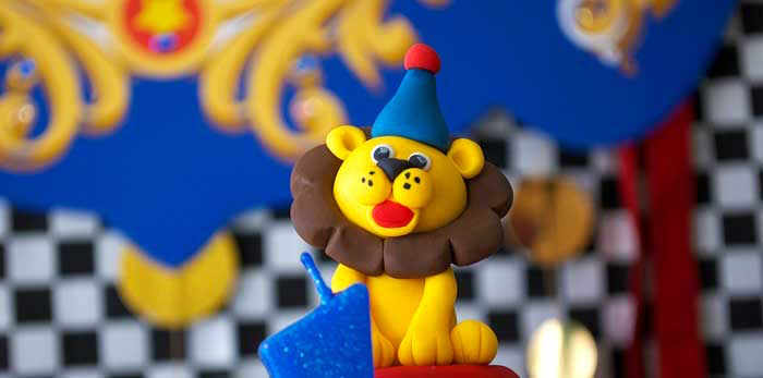 Vintage Luxe Circus Birthday Party on Kara's Party Ideas | KarasPartyIdeas.com (4)