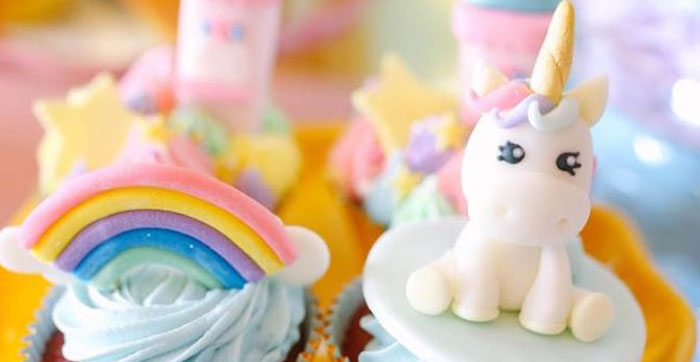 Dreamy Princess Birthday Party on Kara's Party Ideas | KarasPartyIdeas.com