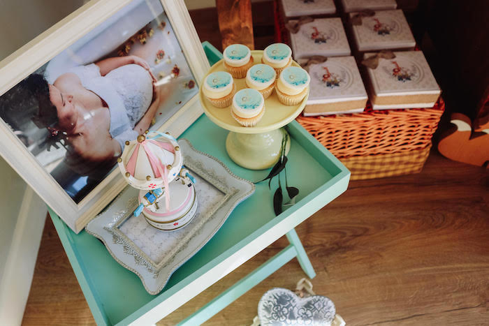 Decor & Sweets from a Boho Safari Baby Shower on Kara's Party Ideas | KarasPartyIdeas.com (7)