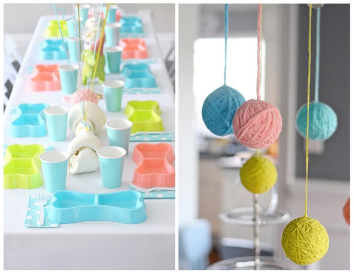 Bow, Wow, Meow Puppy and Kitten Paw-ty on Kara's Party Ideas | KarasPartyIdeas.com (16)