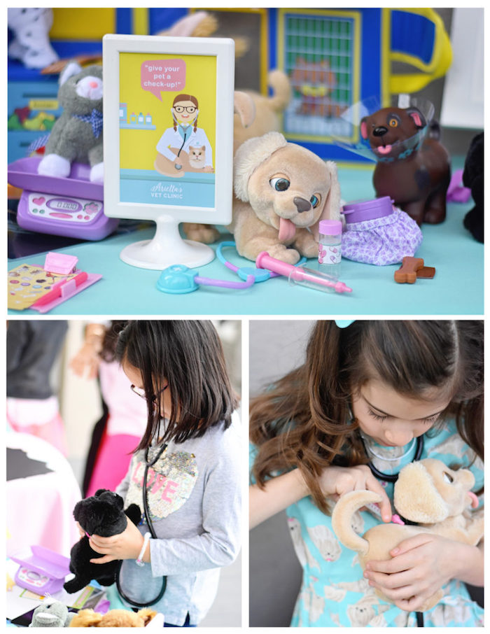 Bow, Wow, Meow Puppy and Kitten Paw-ty on Kara's Party Ideas | KarasPartyIdeas.com (10)