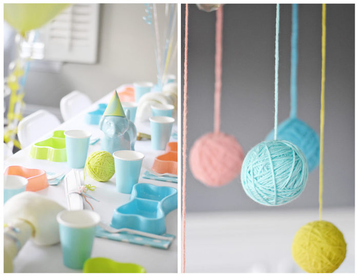 Bow, Wow, Meow Puppy and Kitten Paw-ty on Kara's Party Ideas | KarasPartyIdeas.com (27)
