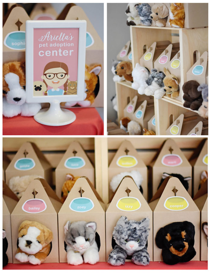 Bow, Wow, Meow Puppy and Kitten Paw-ty on Kara's Party Ideas | KarasPartyIdeas.com (23)