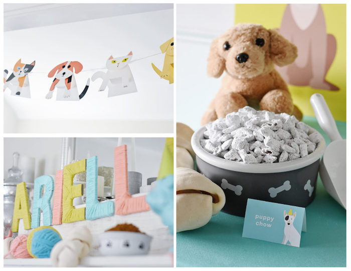 Bow, Wow, Meow Puppy and Kitten Paw-ty on Kara's Party Ideas | KarasPartyIdeas.com (20)