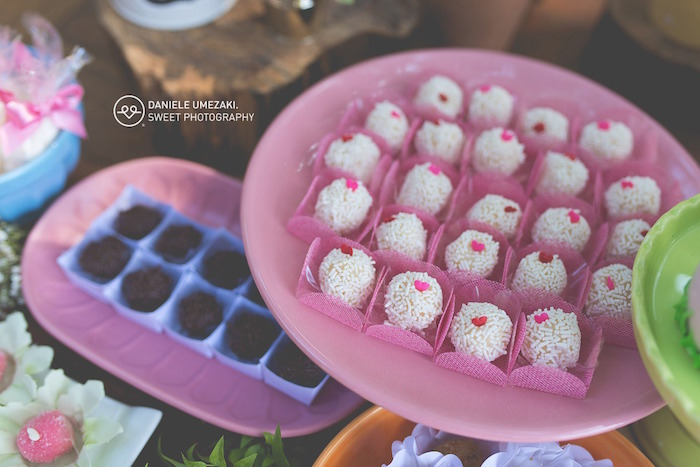 Truffles from a Butterfly Garden Birthday Party on Kara's Party Ideas | KarasPartyIdeas.com (17)