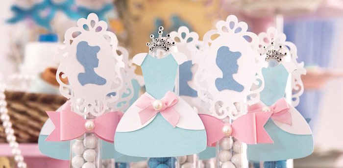 Cinderella Princess Party on Kara's Party Ideas | KarasPartyIdeas.com (1)