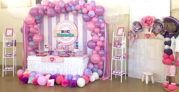 Doc McStuffins Birthday Party on Kara's Party Ideas | KarasPartyIdeas.com (2)