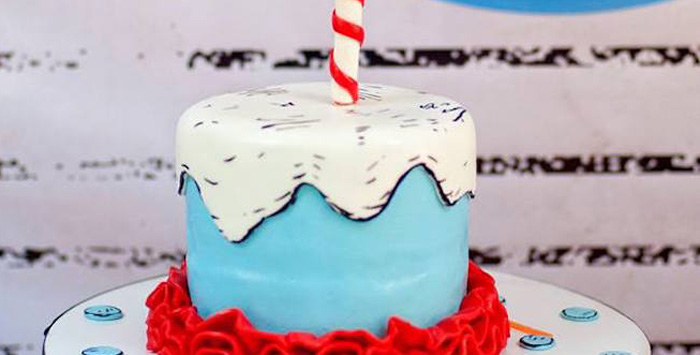 Dr. Seuss Birthday Party on Kara's Party Ideas | KarasPartyIdeas.com (2)