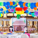 """Filipino Festival """"Pistahan"""" Inspired Birthday Party on Kara's Party Ideas   KarasPartyIdeas.com (5)"""