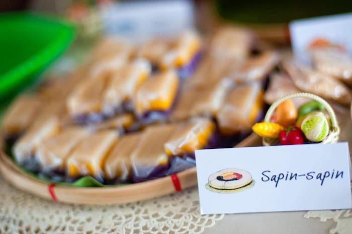"Sweets from a Filipino Festival ""Pistahan"" Inspired Birthday Party on Kara's Party Ideas 