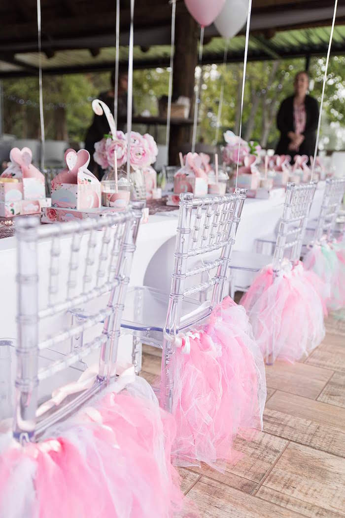 Chiavari Ghost Chairs from a Girly Vintage Car Birthday Party on Kara's Party Ideas | KarasPartyIdeas.com (11)