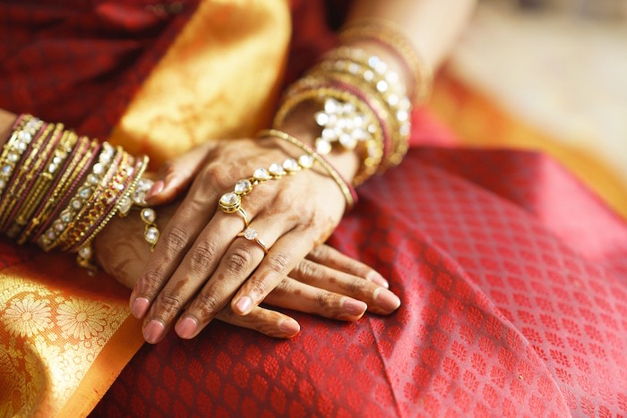 Hindu Wedding on Kara's Party Ideas | KarasPartyIdeas.com (13)
