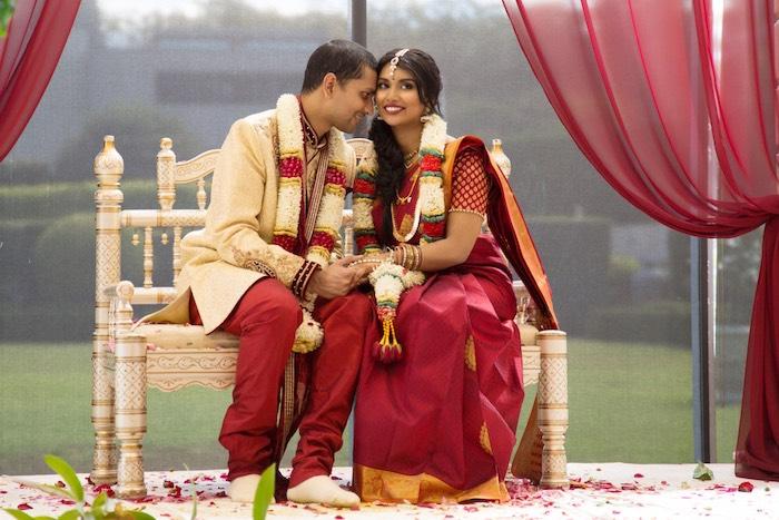 Hindu Wedding on Kara's Party Ideas | KarasPartyIdeas.com (12)