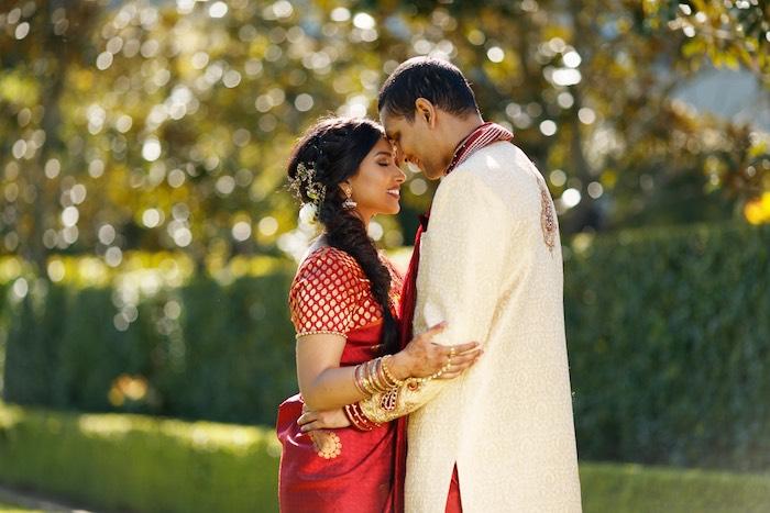 Hindu Wedding on Kara's Party Ideas | KarasPartyIdeas.com (11)