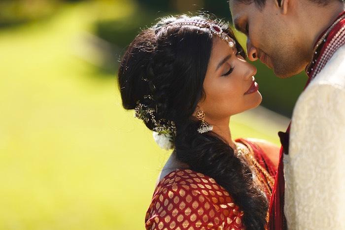 Hindu Wedding on Kara's Party Ideas | KarasPartyIdeas.com (10)