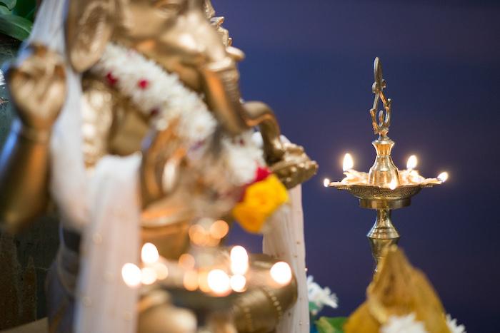 Traditional Hindu Decor from a Hindu Wedding on Kara's Party Ideas | KarasPartyIdeas.com (6)