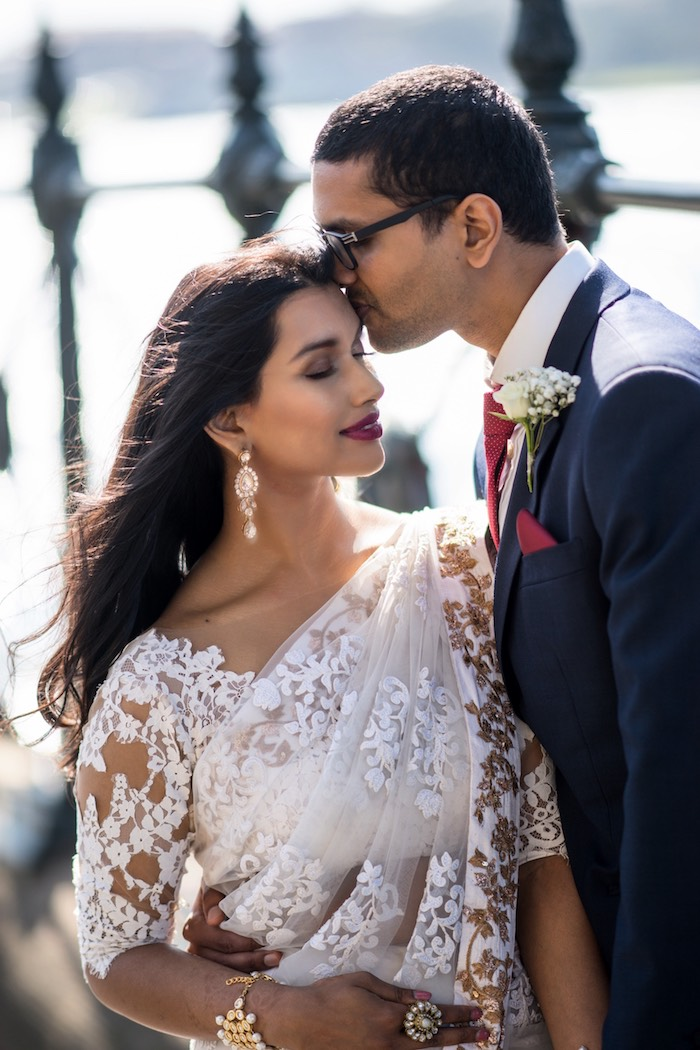 Hindu Wedding on Kara's Party Ideas | KarasPartyIdeas.com (24)