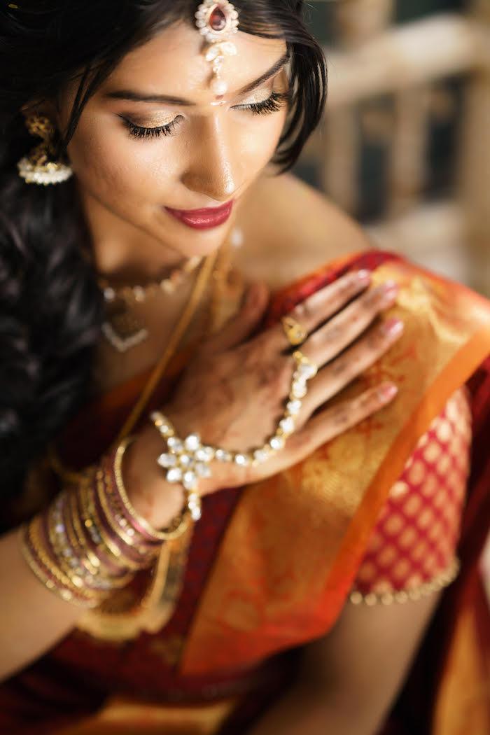 Hindu Wedding on Kara's Party Ideas | KarasPartyIdeas.com (3)