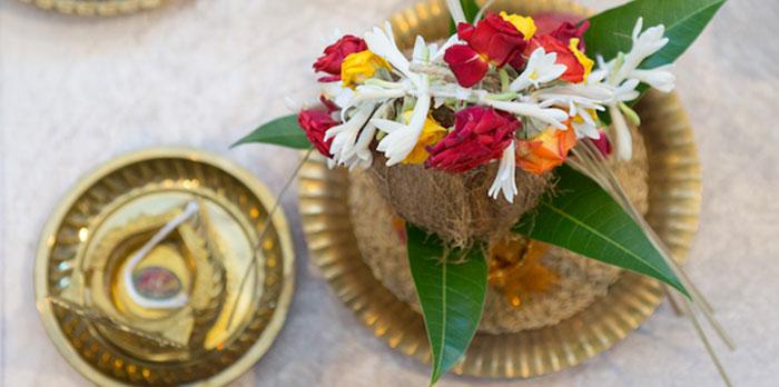 Hindu Wedding on Kara's Party Ideas | KarasPartyIdeas.com (2)