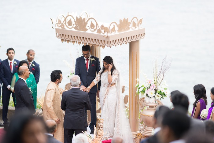 Hindu Wedding on Kara's Party Ideas | KarasPartyIdeas.com (23)