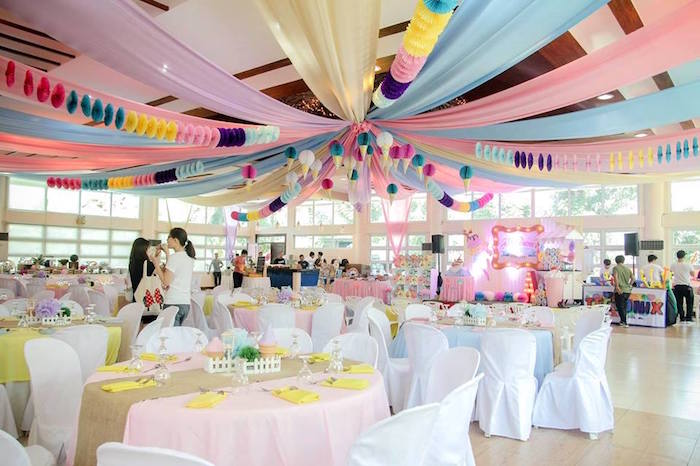 Ice Cream Shoppe Birthday Party on Kara's Party Ideas | KarasPartyIdeas.com (14)