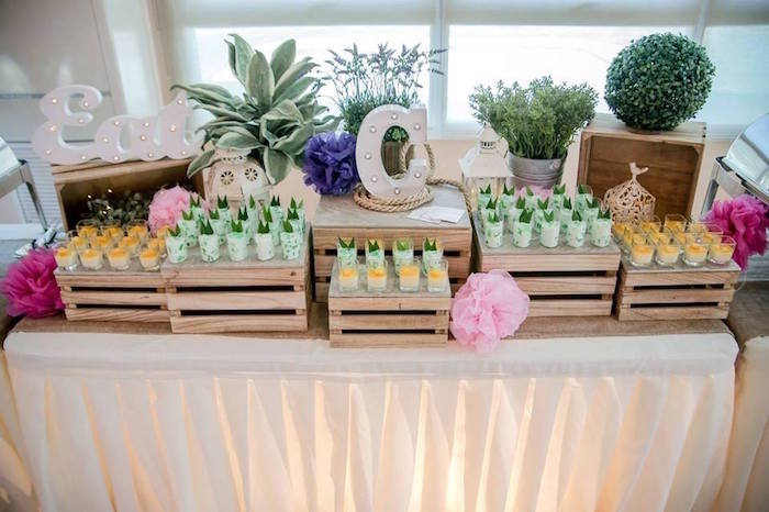 Ice Cream Shoppe Birthday Party on Kara's Party Ideas | KarasPartyIdeas.com (13)