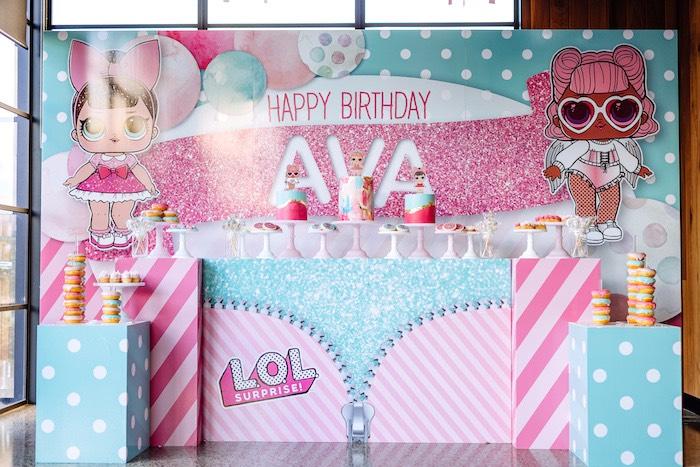 L.O.L. Surprise Disco Party on Kara's Party Ideas | KarasPartyIdeas.com (22)