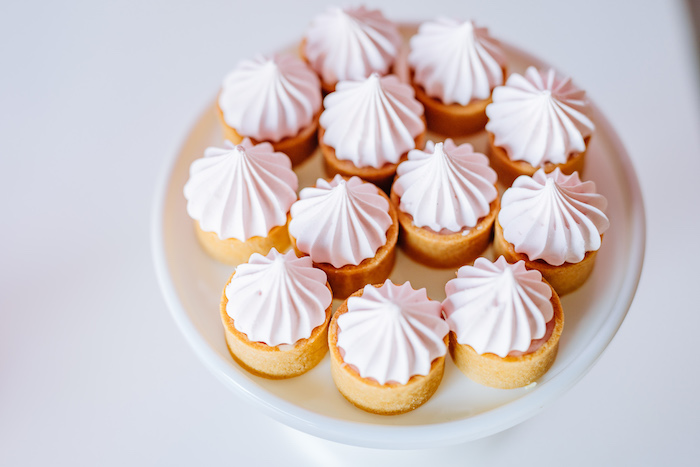 Mini Cakes from an L.O.L. Surprise Disco Party on Kara's Party Ideas | KarasPartyIdeas.com (15)