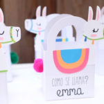 Llama & Cactus Birthday Party on Kara's Party Ideas | KarasPartyIdeas.com (5)