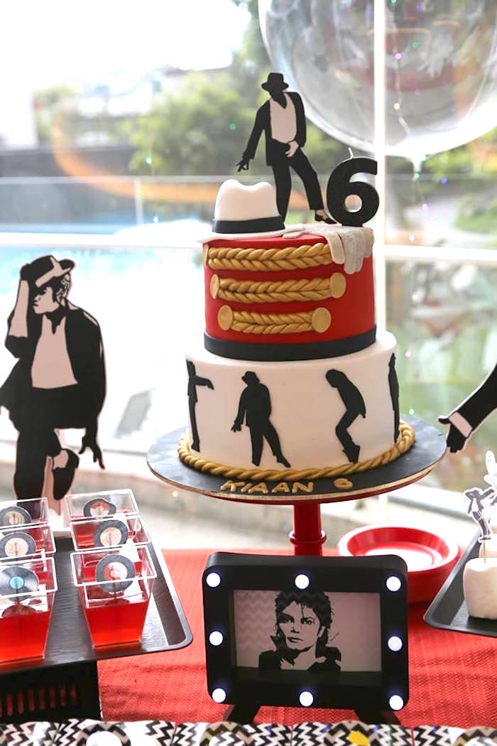 Image Result For Michael Jackson Birthday Cake Toppers