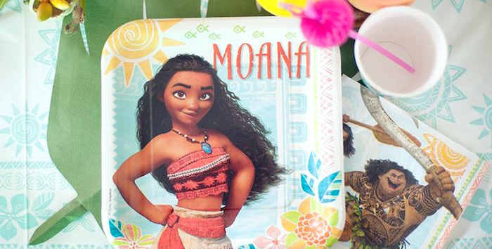 Moana Inspired Birthday Luau on Kara's Party Ideas | KarasPartyIdeas.com (1)