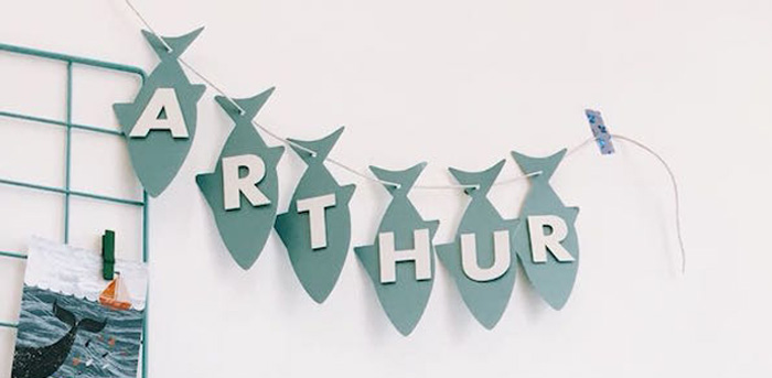 Modern Shark + Ocean Party on Kara's Party Ideas | KarasPartyIdeas.com (3)
