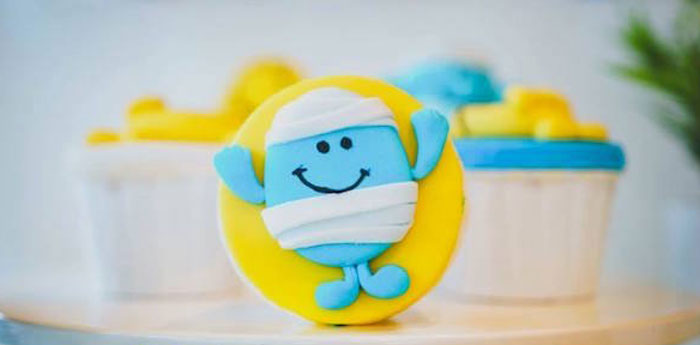 Mr. Happy Birthday Party on Kara's Party Ideas | KarasPartyIdeas.com (3)