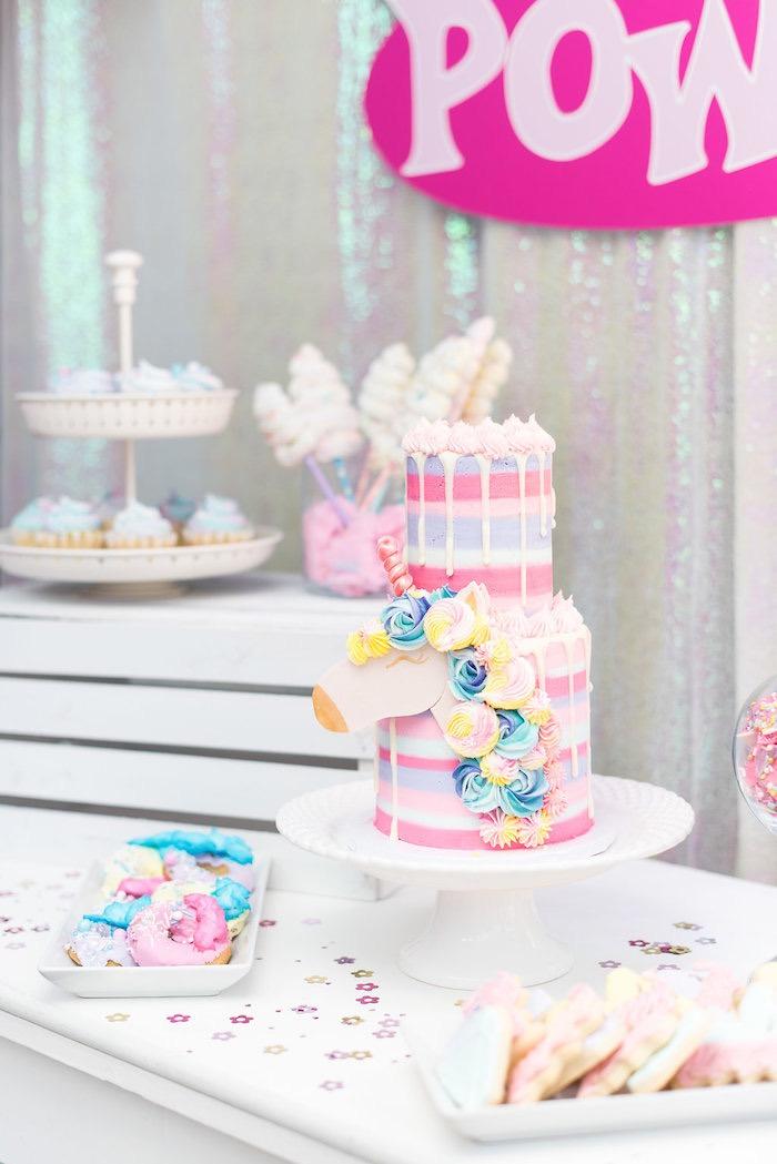 My Little Pony Birthday Party on Kara's Party Ideas | KarasPartyIdeas.com (23)