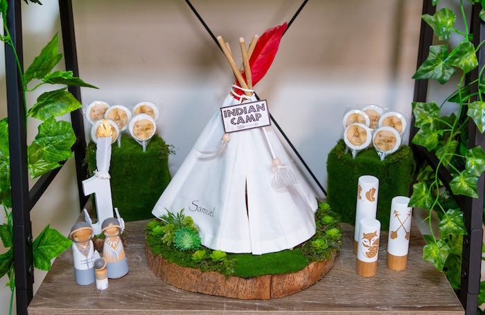 Favors from a Peter Pan in Neverland First Birthday Party on Kara's Party Ideas | KarasPartyIdeas.com (26)
