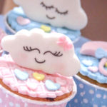 Raindrop Themed Gender Reveal Party on Kara's Party Ideas | KarasPartyIdeas.com (3)