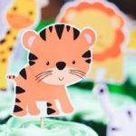 Safari Adventure Birthday Party on Kara's Party Ideas | KarasPartyIdeas.com (1)