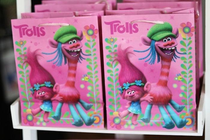 Trolls Gift Bags from a Trolls Birthday Party on Kara's Party Ideas | KarasPartyIdeas.com (10)