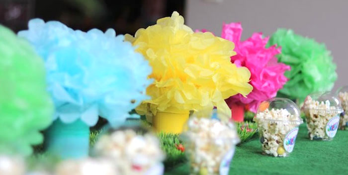 Trolls Birthday Party on Kara's Party Ideas | KarasPartyIdeas.com (2)