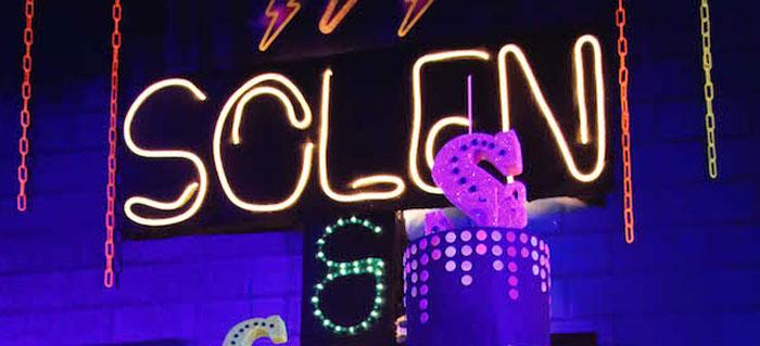 Glow-in-the-Dark Birthday Party on Kara's Party Ideas | KarasPartyIdeas.com (3)