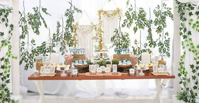 Greek Inspired Birthday Party on Kara's Party Ideas | KarasPartyIdeas.com (2)