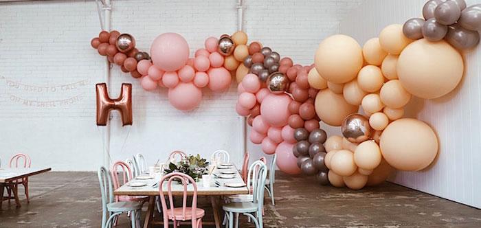 Mermaid Kisses Birthday Party on Kara's Party Ideas | KarasPartyIdeas.com (1)