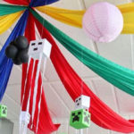 Minecraft Birthday Party on Kara's Party Ideas | KarasPartyIdeas.com (3)