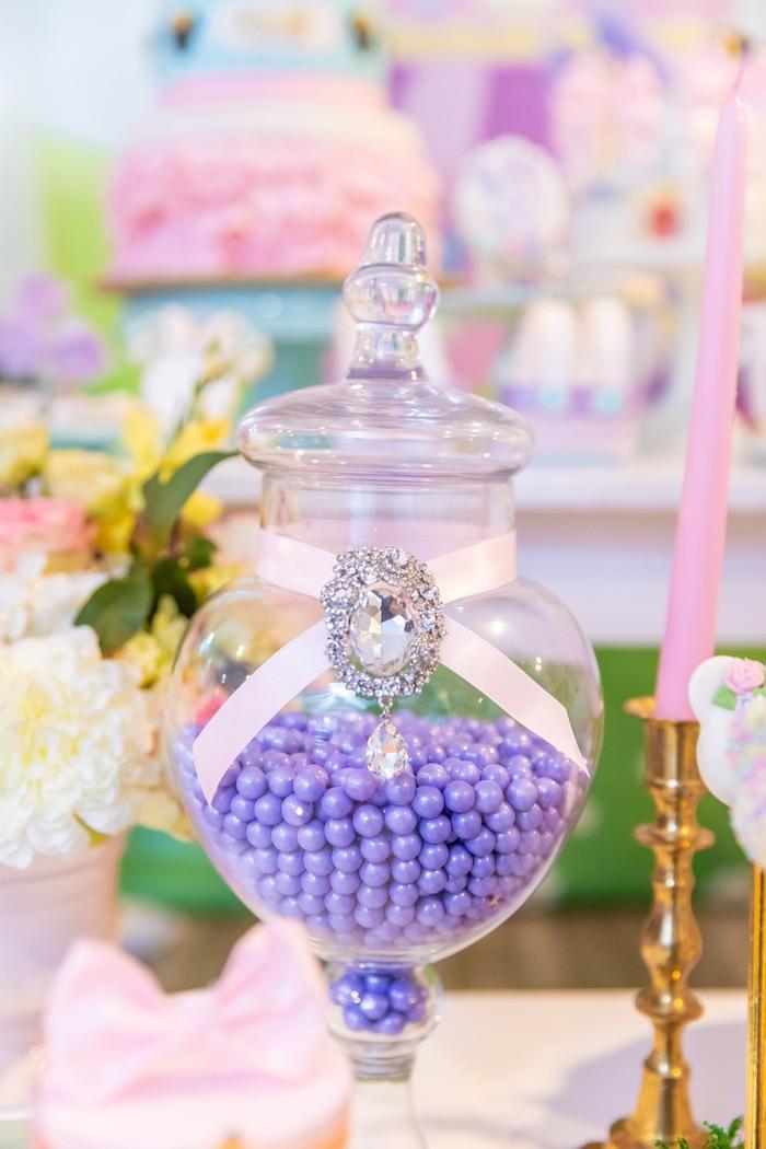 Pastel Minnie Mouse & Daisy Duck Party on Kara's Party Ideas | KarasPartyIdeas.com (17)
