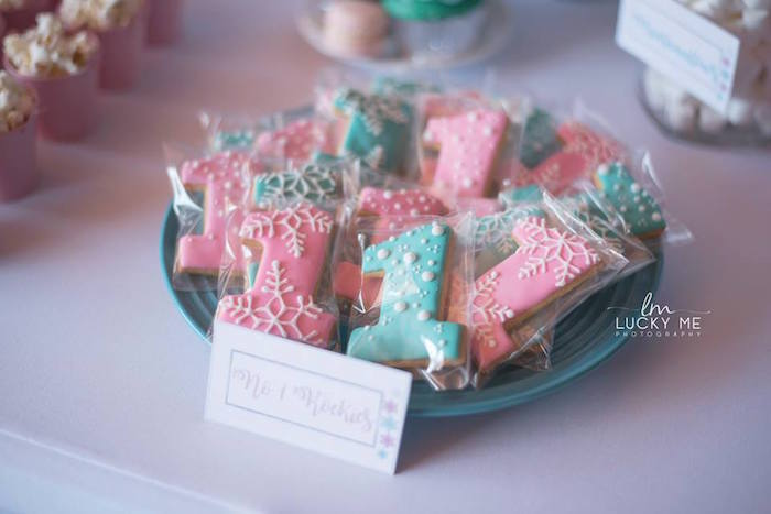 Cookies from a Pink Piglet Birthday Party on Kara's Party Ideas | KarasPartyIdeas.com (21)