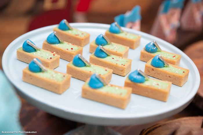 Pinocchio-inspired Tarts from a Pinocchio Birthday Party on Kara's Party Ideas   KarasPartyIdeas.com (15)