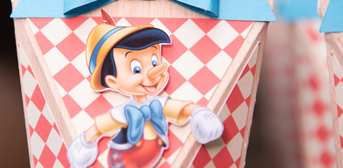 Pinocchio Birthday Party on Kara's Party Ideas | KarasPartyIdeas.com (1)