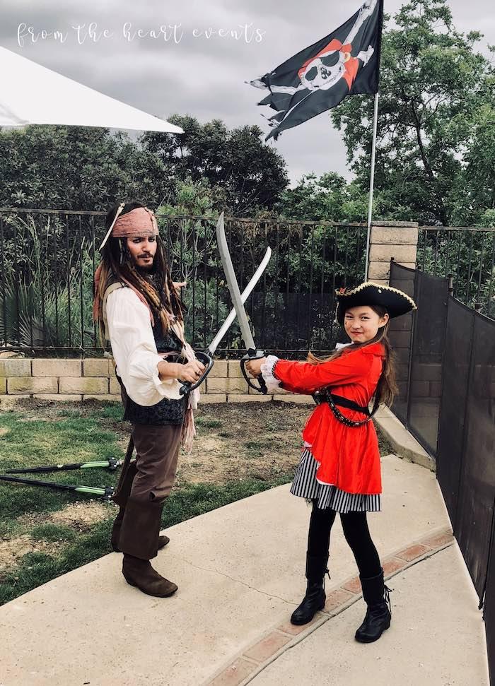 Pirates of the Caribbean Birthday Party on Kara's Party Ideas | KarasPartyIdeas.com (7)