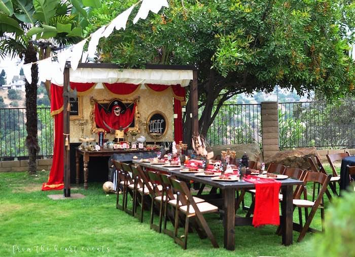Pirates of the Caribbean Birthday Party on Kara's Party Ideas | KarasPartyIdeas.com (37)