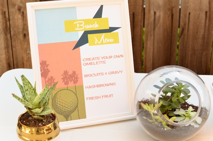 Kara's Party Ideas Retro Country Club + Golf Birthday Party | Kara's on wine inspired party, casino inspired party, art inspired party, travel inspired party, tennis inspired party, basketball inspired party, fishing inspired party,